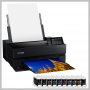 Epson SURECOLOR P700 13IN WIDE PRINTER W/ 2ND INK SET