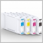 Epson SURECOLOR T3470/ T5470 110ML 4-COLOR INK SET