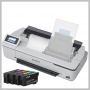 Epson SURECOLOR T3170 PRINTER AND 4-COLOR INK SET