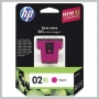 HP 02XL HIGH YIELD MAGENTA ORIGINAL INK CARTRIDGE