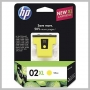HP 02XL HIGH YIELD YELLOW ORIGINAL INK CARTRIDGE