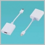 MINI DISPLAYPORT MALE TO HDMI FEMALE ADAPTER CABLE