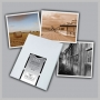 Crane MUSEO SILVER RAG 300GSM 13IN X 19IN - 25 PK