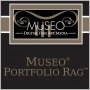 Crane MUSEO PORTFOLIO RAG SMOOTH 300GSM 17IN X 50FT ROLL