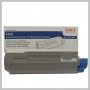 Okidata CYAN TONER CARTRIDGE TYPE C15 FOR C610 6K YIELD