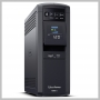 CyberPower PURE SINEWAVE 1500VA CP PFC UPS 10 OUT 15A LCD AVR
