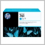 HP NO 761 CYAN CARTRIDGE DESIGNJET INK 400ML