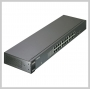 ZyXEL 24PORT GIGABIT RACKMOUNT UNMANAGED SWITCH W/ SFP