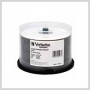 Verbatim DVD-R 4.7GB 8X WHITE INKJET 50/ SPINDLE