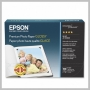 Epson PREMIUM PHOTO PAPER GLOSSY 10MIL 4 X 6IN SHEETS 100 SHEETS