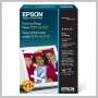 Epson PREMIUM SEMIGLOSS PHOTO PAPER 10.4MIL  4 X 6IN 40 SHEETS