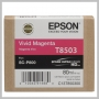 Epson ULTRACHROME HD INK 80ML P800 VIVID MAGENTA