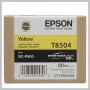 Epson ULTRACHROME HD INK 80ML P800 YELLOW