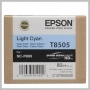 Epson ULTRACHROME HD INK 80ML P800 LIGHT CYAN