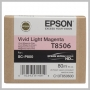 Epson ULTRACHROME HD INK 80ML P800 VIVID LIGHT MAGENTA