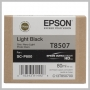 Epson ULTRACHROME HD INK 80ML P800 LIGHT BLACK