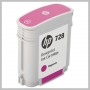 HP NO 728 40ML MAGENTA DESIGNJET CARTRIDGE