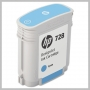 HP NO 728 40ML CYAN DESIGNJET CARTRIDGE