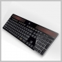 Logitech K750 WIRELESS SOLAR KEYBOARD 2.4GHZ