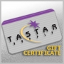 GIFT CERTIFICATE - 25 DOLLARS