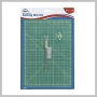 Alvin SELF-HEALING CUTTING MAT KIT 8 1/2 X 12 WITH KNIFE