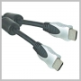 HDMI A-TYPE MALE W/ FERRITES 6FT CABLE