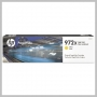HP 972X YELLOW PAGEWIDE CARTRIDGE HIGH YIELD 7000 PAGES