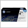 HP 124A TONER GENUINE BLACK TONER 2.5K CLJ 1600 2600 CM1015