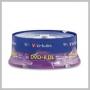 Verbatim DVD+R DUAL LAYER 2.4-8X 8.5GB SPINDLE 20PK
