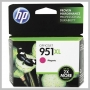 HP 951XL MAGENTA INK CARTRIDGE FOR OFFICEJET