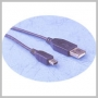 CABLE USB MINI-USB TO USB AM 1.2 METER