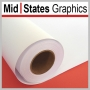 Mid-States Graphics PROOF LINE GLOSS ADHESIVE POLYPRO 8.5MIL 24IN X 100FT ROLL