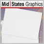 Mid-States Graphics PROOF LINE PHOTO CHROME 10.5 MIL 8.5 X 11IN 50 SHTS