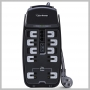 CyberPower SURGE PROTECTOR 10 OUTLETS RIGHT ANGLE CORD