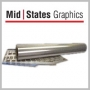Mid-States Graphics PROOF LINE DS MATTE 26LB/100G 36IN X 300FT ROLL