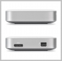 Buffalo  MINISTATION THUNDERBOLT 1TB PORTABLE USB 3.0 HARD DRIVE