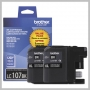 Brother 2PK BLACK CARTRIDGE FOR MFCJ4410DW 4510DW 4610DW