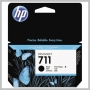 HP NO 711 38-ML BLACK INK CARTRIDGE FOR DESIGNJET