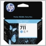 HP NO 711 29-ML CYAN INK CARTRIDGE FOR DESIGNJET