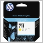 HP NO 711 29-ML YELLOW INK CARTRIDGE FOR DESIGNJET