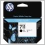 HP NO 711 80-ML BLACK INK CARTRIDGE FOR DESIGNJET