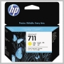 HP NO 711 3-PACK 29-ML YELLOW INK CARTRIDGE FOR DESIGNJET