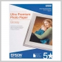 Epson GLOSSY ULTRA PREMIUM PHOTO PAPER 11.8MIL 8.5 X 11 50 SHEETS