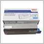 Okidata TONER CARTRIDGE F/ C710 SERIES 11.5K YIELD CYAN