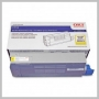 Okidata TONER CARTRIDGE F/ C710 SERIES 11.5K YIELD YELLOW