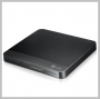 LG Electronics DVDRW DL 8X USB BLACK MDISC SLIM WITH SOFTWARE