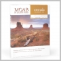 Moab Paper ENTRADA RAG BRIGHT 190GSM DUAL-SIDED SCORED CARDS 7X10IN 25