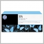 HP 771A LIGHT CYAN INK CARTRIDGE FOR DESIGNJET 775ML