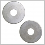 Alvin RT18 ROTARY CUTTER REFILL BLADES - 2 PACK