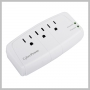 CyberPower SURGE PROTECTOR 3-OUT WALL TAP 900J EMI/RFI